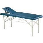 Table de massage pliante P-004, avec tendeurs