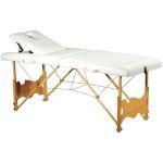 Table de massage pliante P-005, avec tendeurs