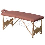 Table de massage pliante C-119, avec tendeurs
