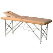 Table de massage pliante C-101, avec tendeurs