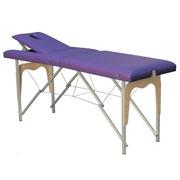 Table de massage pliante C-111, avec tendeurs