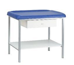 Table de pédiatrie à hauteur fixe CARINA