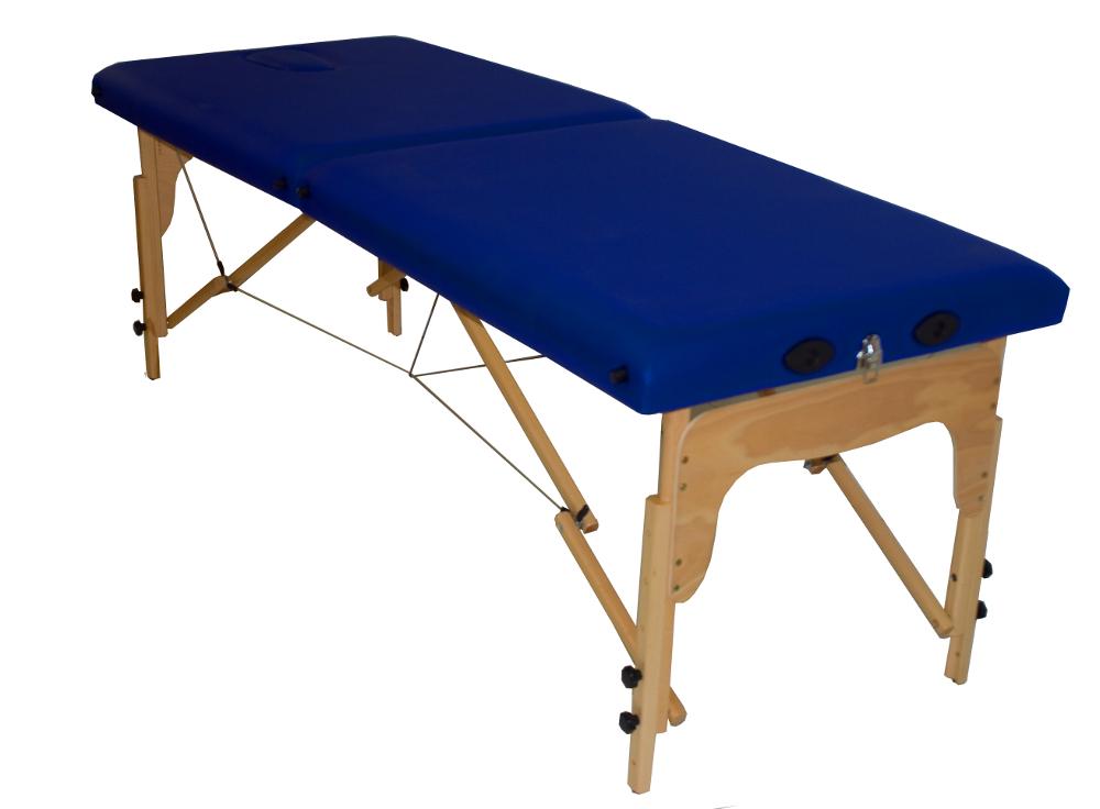 Table De Massage Non Pliante C 800 Piètement Bois Hauteur