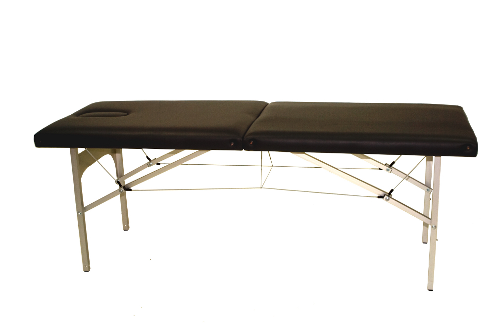 Table de massage pliante c 141 avec tendeurs - Table de massage pliante en alu ...