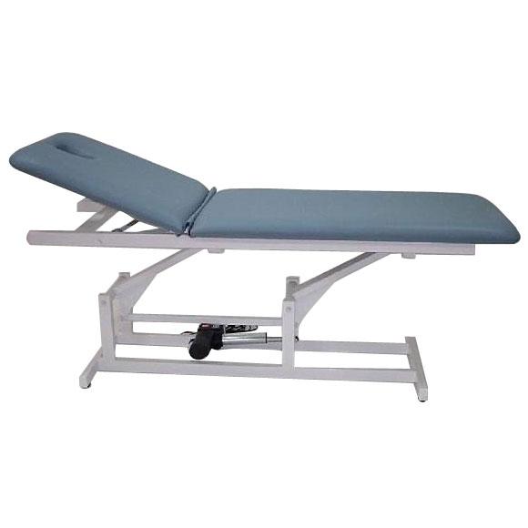 Table de kin sith rapie hauteur variable lectrique c 630 2 pans - Table de massage electrique pas cher ...