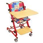 Tablette en bois pour chaise Ina