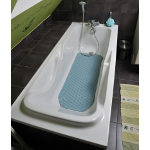 Tapis de bain antidérapant extra long