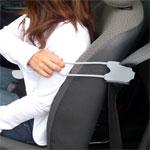 Tire ceinture de sécurité (lot de 2)