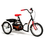 Tricycle Sporty pour enfant handicapé