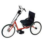 Tricycle Manucross 2 pour personnes handicapées
