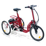 Tricycle R32 pliant Enfant à assistance électrique