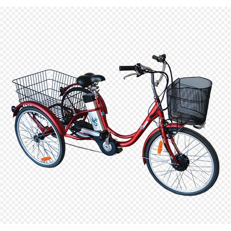Tricycle assistance lectrique se 300r 36 - Tricycle couche electrique ...