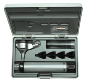Trousse otoscope HEINE BETA 200 (Fibres optiques)