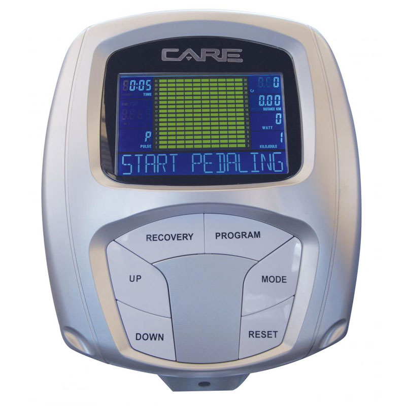 V lo elliptique motoris care futura xp ems sport et fitness - Compteur velo elliptique ...