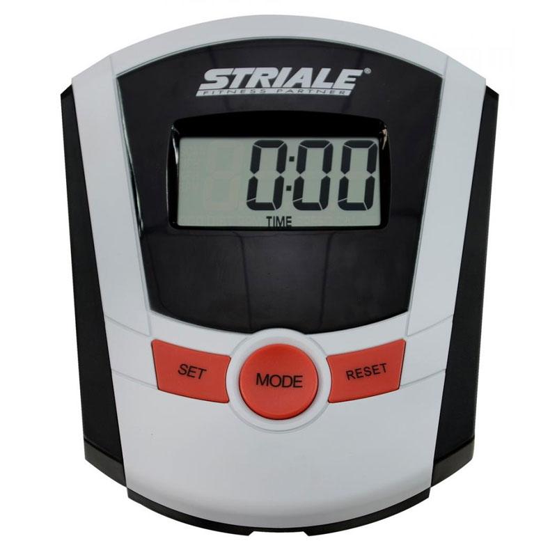 V lo elliptique striale se 424 sport et fitness - Compteur velo elliptique ...