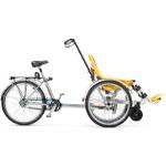 Vélo pousseur Rollfiets manuel pour personne handicapée