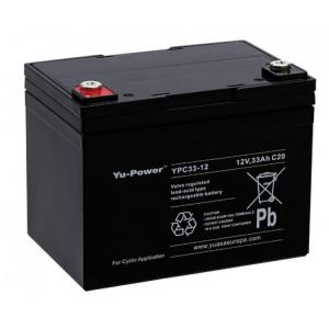 Batteries 12V pour FR ELECTRIQUES Sunrise