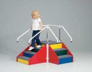 Escaliers Pédiatriques