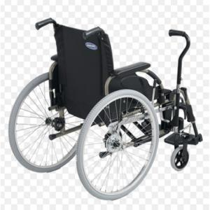 Fauteuil roulant Action 4 NG Levier pendulaire