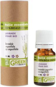 Huile essentielle lavande vraie bio flacon de 10 ml - Prix huile essentielle de lavande ...