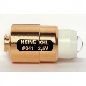 Ampoule HEINE 2,5V n° 041 pour Mini Fibralux, lampe Mini 2000