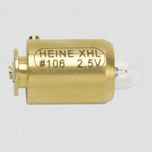 Ampoule HEINE 2,5V n° 106 pour ophtalmoscope Mini 3000