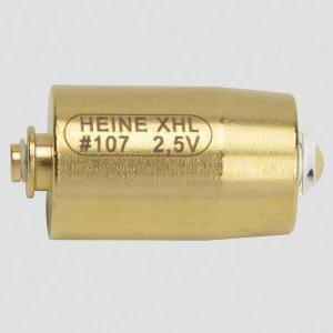 Ampoule HEINE 2,5V n° 107 pour lampe Mini 3000