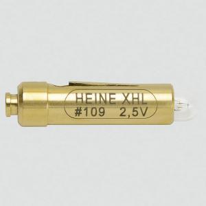 Ampoule HEINE 2,5V n° 109 pour dermatoscope Mini 3000