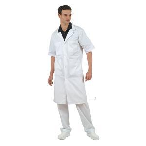 Blouse blanche médicale Homme, Seraphin