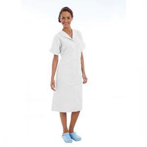 Blouse blanche médicale Femme, Florence