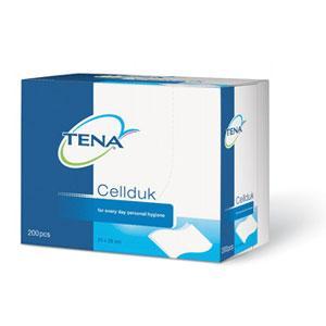Carrés d'essuyage Tenaset Cellduk (boîte de 200)