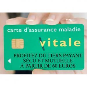 Tiers payant, paiement par prescription médicale