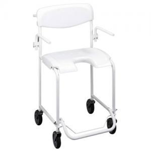 chaise de douche pousser invacare aliz. Black Bedroom Furniture Sets. Home Design Ideas