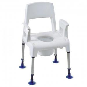 Chaise garde robe Invacare Aquatec Pico Commode