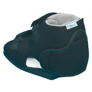 Chaussure de décharge du talon avec protège talon