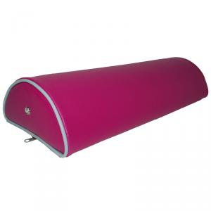 Coussin demi cylindrique