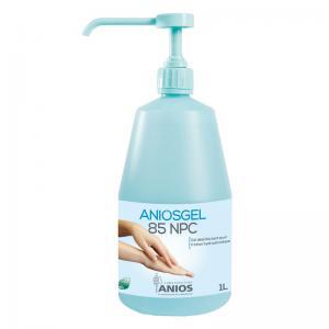 Aniosgel 85 NPC 1L pompe gel hydroalcoolique