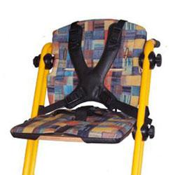 Harnais en skai pour chaise Ina