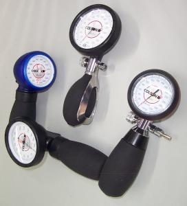 Manomètre et manopoire pour tensiomètre COLSON