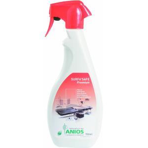 Anios Surfa'Safe Premium 750 ml en mousse diffuse