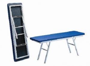 Table de kiné CARINA 970 à hauteur variable mécanique