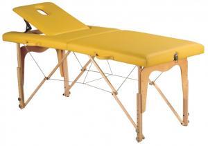 Table de massage pliante C-112, avec tendeurs