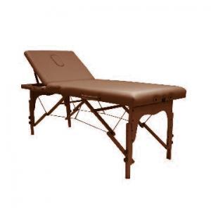 Table de massage pliante CARINA Wood Plus