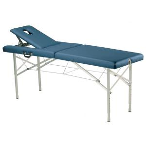 Table de massage pliante C-110, avec tendeurs
